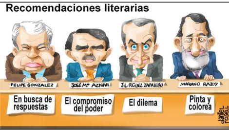 Libros-presidenciales