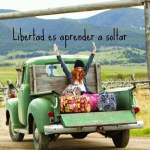 libertad es soltar
