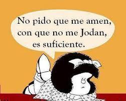 Como diría mi Mafaldita :))