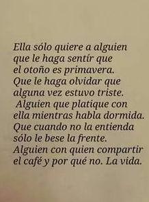 Tiempo para café y vida. :)