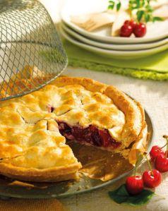 Os apetece pastel de cerezas? :)