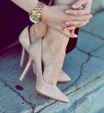 Un descanso a mis pies. Agotada de tanto caminar . :)