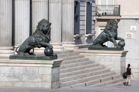 leones-congreso-diputados